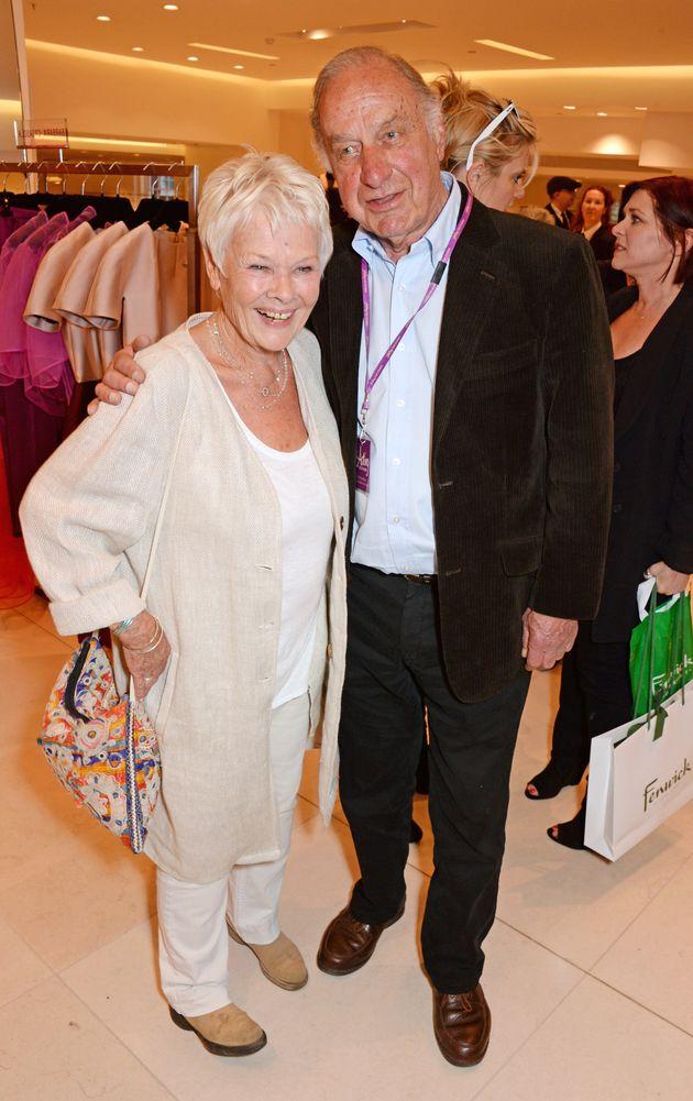 Dame Judi Dench Recalls Working With Geoffrey Palmer In Heartfelt Tribute