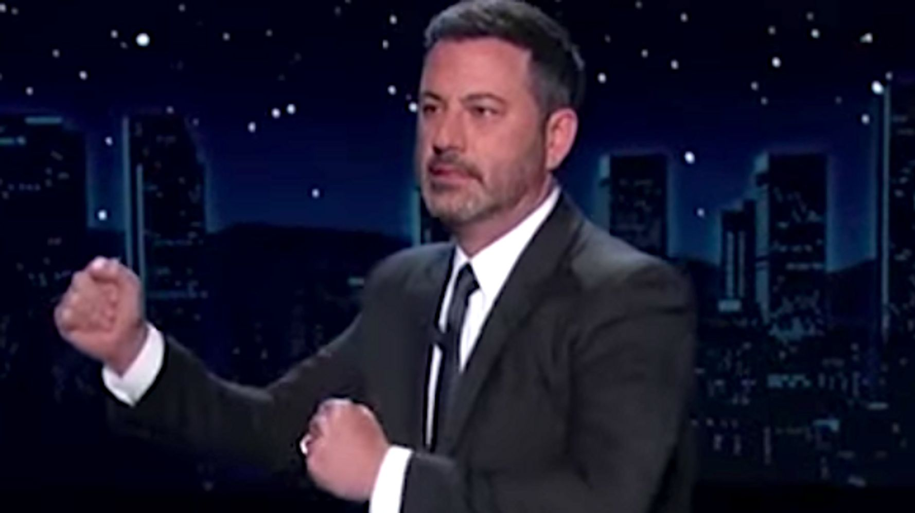 Jimmy Kimmel Reveals One Way He Hopes To Forget All About Donald Trump's Presidency