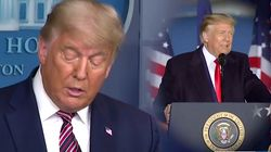 Trump Haunted By His Past Rants In Jimmy Fallon