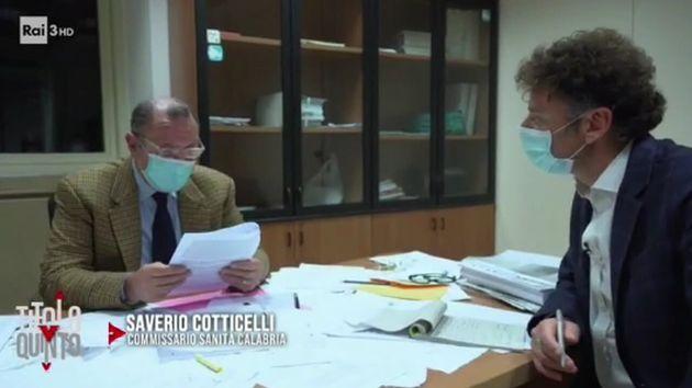 Saverio Cotticelli a Titolo