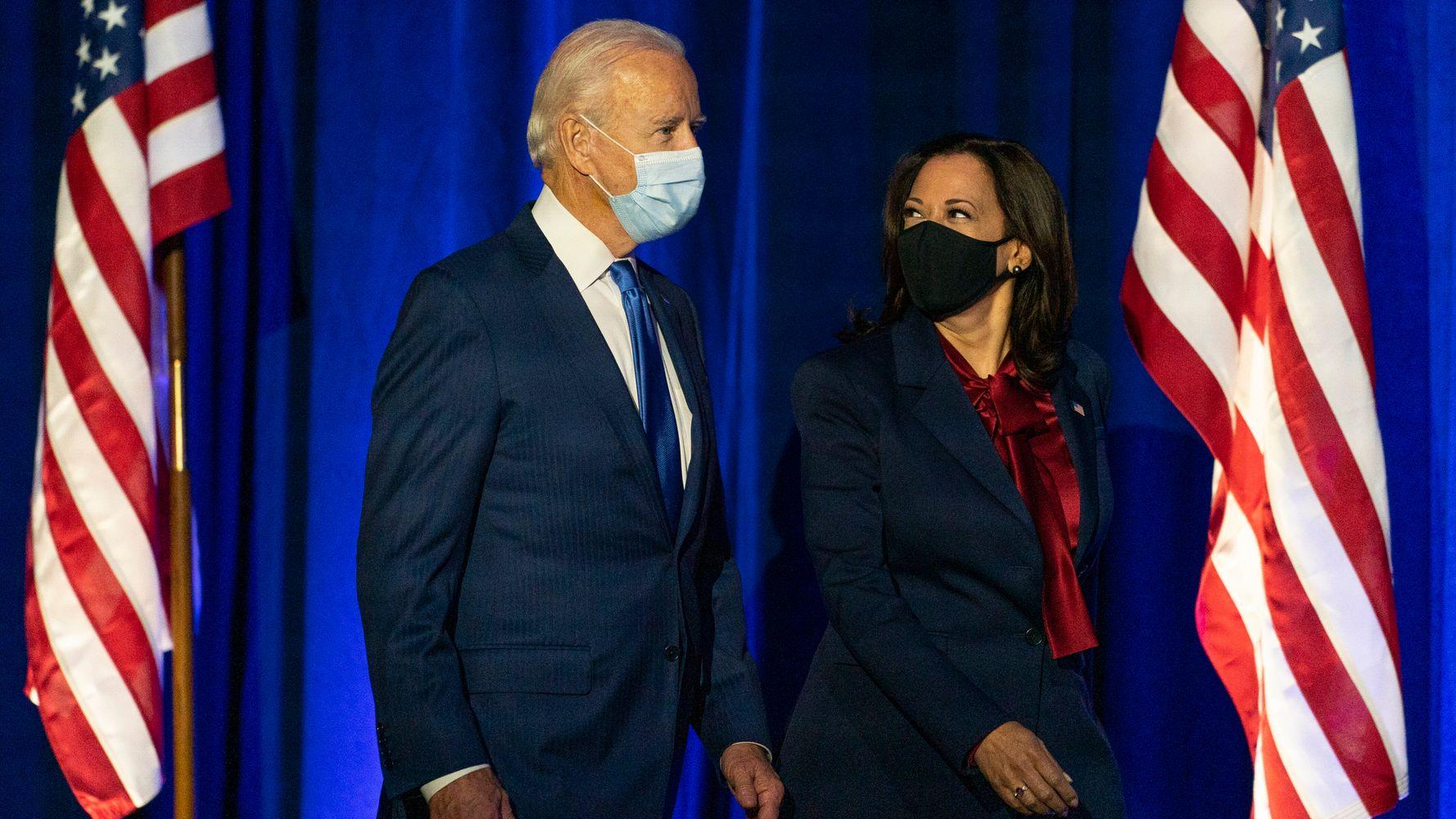 Biden Transition Team Get To Work Amid Election Limbo