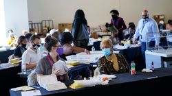 GA Poll Worker In Hiding After False Fraud Claims Surface