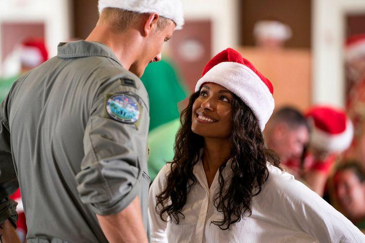 """Operation Christmas Drop"" on Netflix."