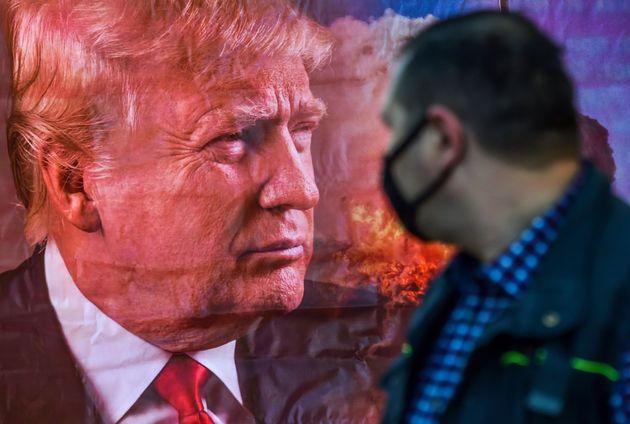 Τραμπ: Αυτές οι εκλογές απέχουν πολύ ακόμη από το να