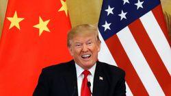 El mayor periódico de China arrasa con este troleo a Trump tras su derrota: apenas cuatro letras y un