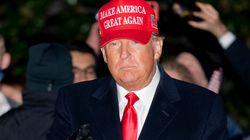 Donald Trump est désormais le premier
