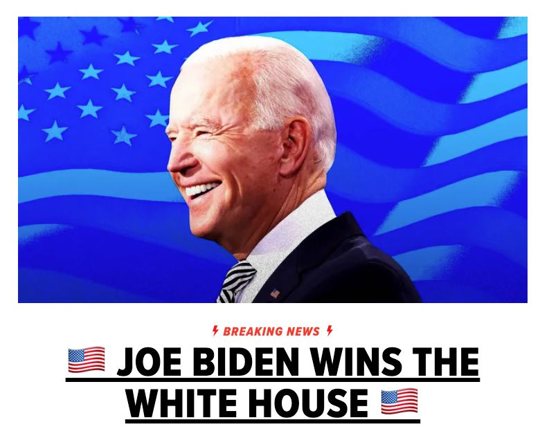 How HuffPost Editions Around The World Captured Joe Biden's Election