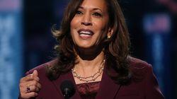 Kamala Harris, una vicepresidenta en Converse y