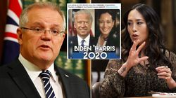 Best Aussie Reactions To Joe Biden And Kamala Harris's