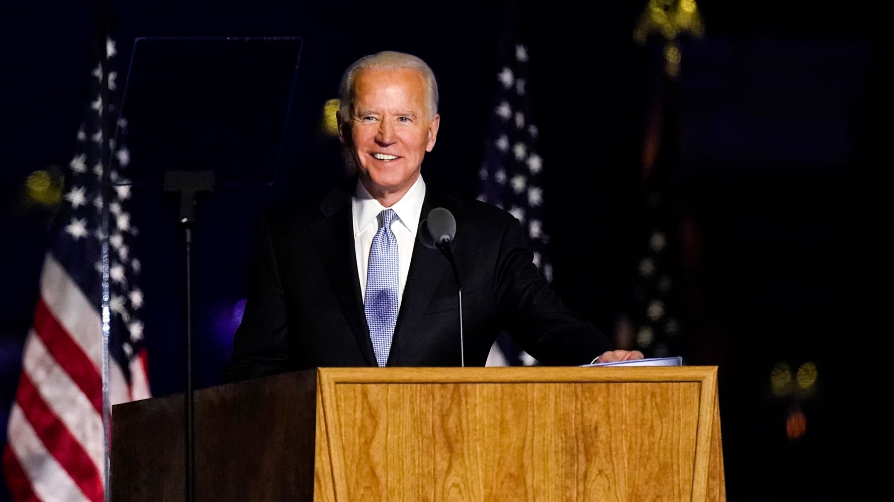 Joe Biden Just Gave A Totally Normal Political Speech — And It Felt So Radical