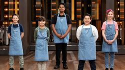Two Young Cooks Eliminated In Junior MasterChef's Semi-Final Pressure