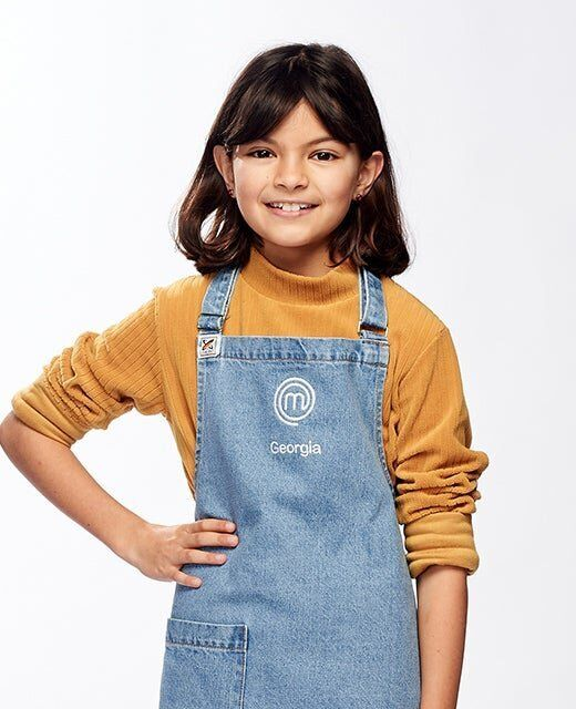 'Junior MasterChef Australia' contestant Georgia