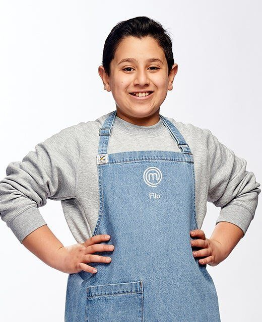 'Junior MasterChef Australia' contestant Filo