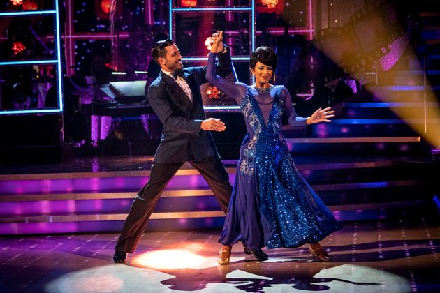 Ranvir Singh topped the leaderboard with this routine last