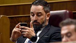 Bildu condena el ataque al negocio de la madre de Abascal, líder de