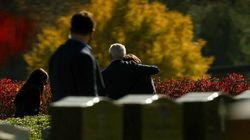 Joe Biden visita la tumba de su hijo al día siguiente de ganar las
