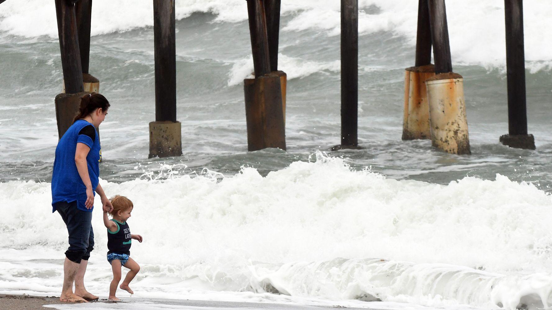 Tropical Storm Eta Expected To Strike Florida Keys As A Hurricane