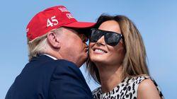 Melania habría pedido a Trump que reconozca su