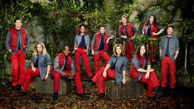 This year's I'm A Celebrity line-up