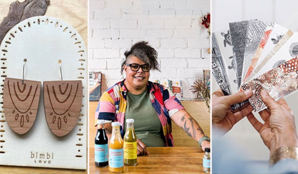 10 Blak-Owned Businesses to follow and buy from during NAIDOC Week and always.