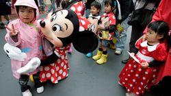 도쿄 디즈니랜드가 37년만에 새해맞이 행사를