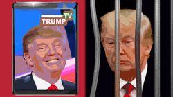 Télévision, golf, prison? Que va devenir Donald Trump (quand il acceptera sa