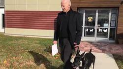 La mascota de Joe Biden también hace historia: 'Major' será el primer perro adoptado en la Casa