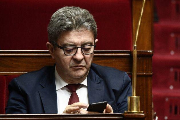 Jean-Luc Mélenchon (ici en mars 2019) se déclare pour 2022, le reste de la gauche lui dit...