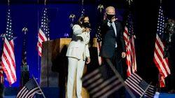 """Biden e Harris, parole sulle """"ali dell'aquila"""" (di A."""