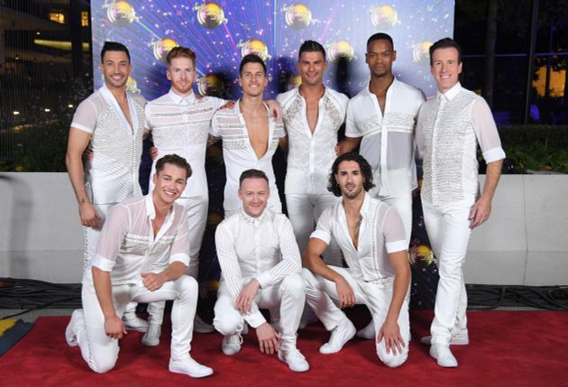Kevin was part of Strictly Come Dancing for seven
