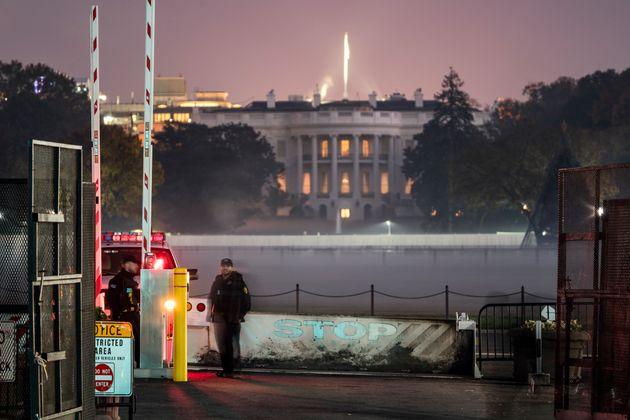 The White House on Sunday