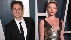 Zach Braff Praises Girlfriend Florence Pugh After She Hit Back At Relationship
