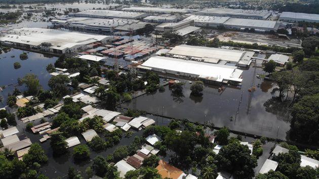 Καταιγίδα Ήτα: Πάνω από 200 νεκροί στην Κεντρική Αμερική – Εφτασε στη