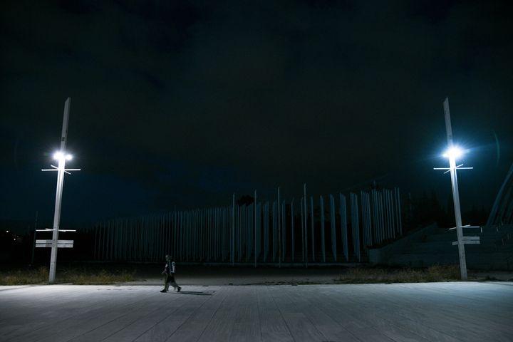 Lockdown: Βραδινές λήψεις στο ΟΑΚΑ