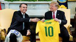 Bolsonaro vai cumprimentar 'quem for eleito' nos EUA na hora certa, diz
