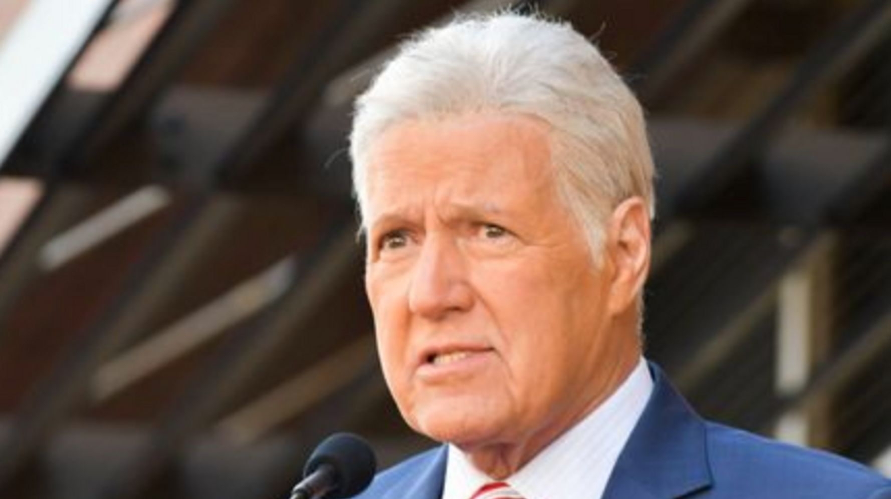 See Alex Trebek In His Final Movie, 'Free Guy'