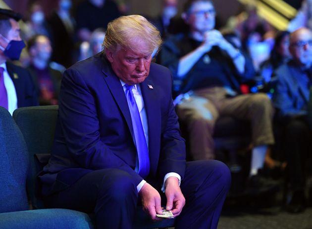 È stato sconfitto Trump, non il