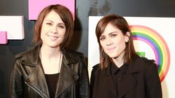 Tegan And Sara Receive Award For Longtime Support Of LGBTQ+