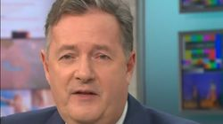 Piers Morgan Gives Viewers Quite The Image As He Recounts Naked Hotel Corridor