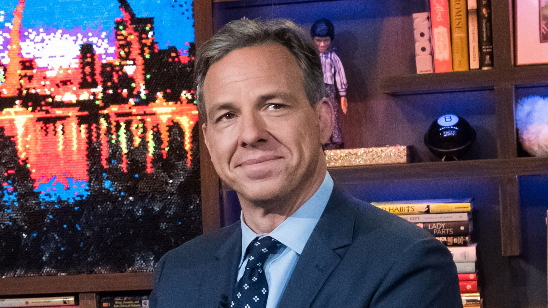 Every White Man In Corporate America Should Watch What Jake Tapper Just Did