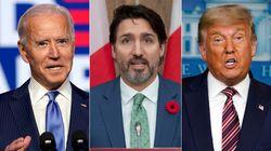 Trudeau Has No Regrets About Congratulating Biden, Despite Trump Not