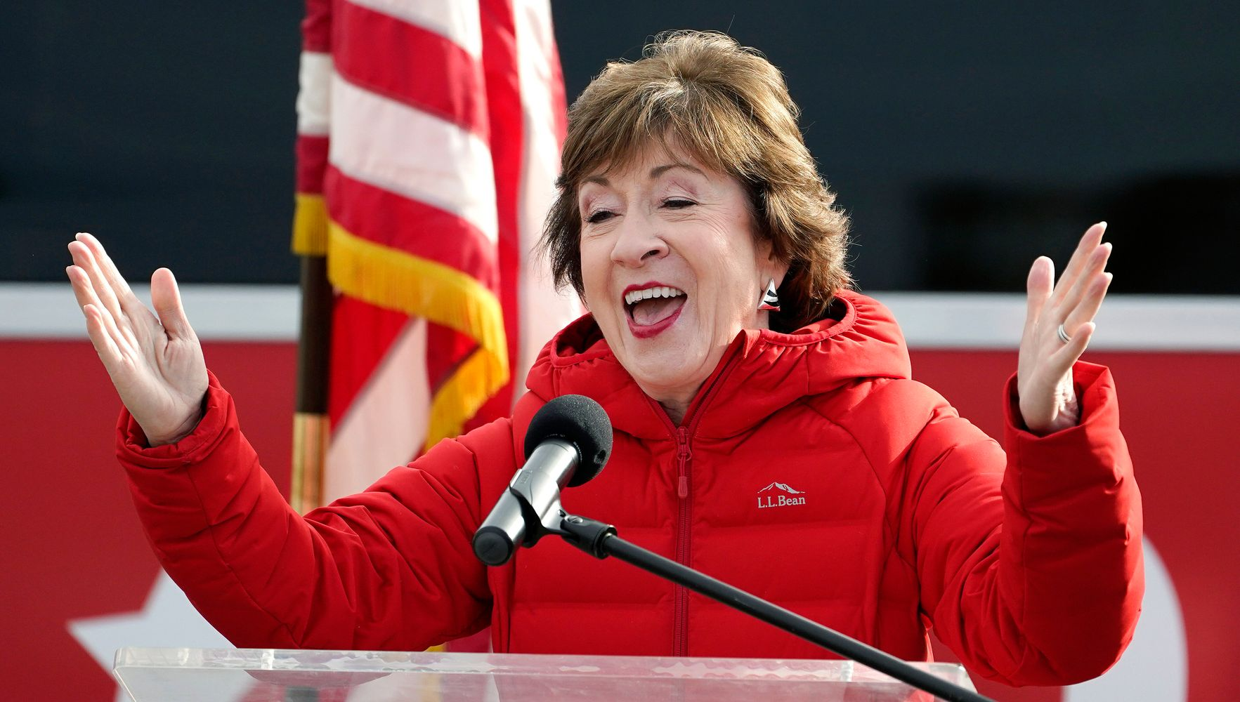 Susan Collins Becomes Third Republican Senator To Congratulate Biden On Victory