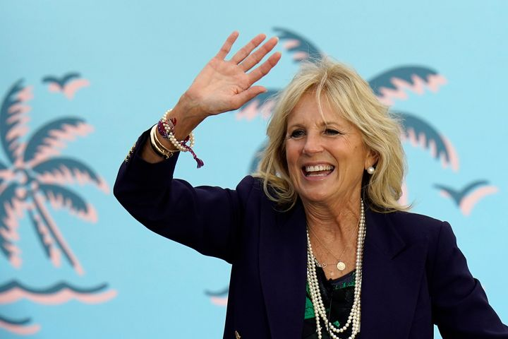 Jill Biden wants to keep her teaching job, just as the former second lady did during the Obama administration.
