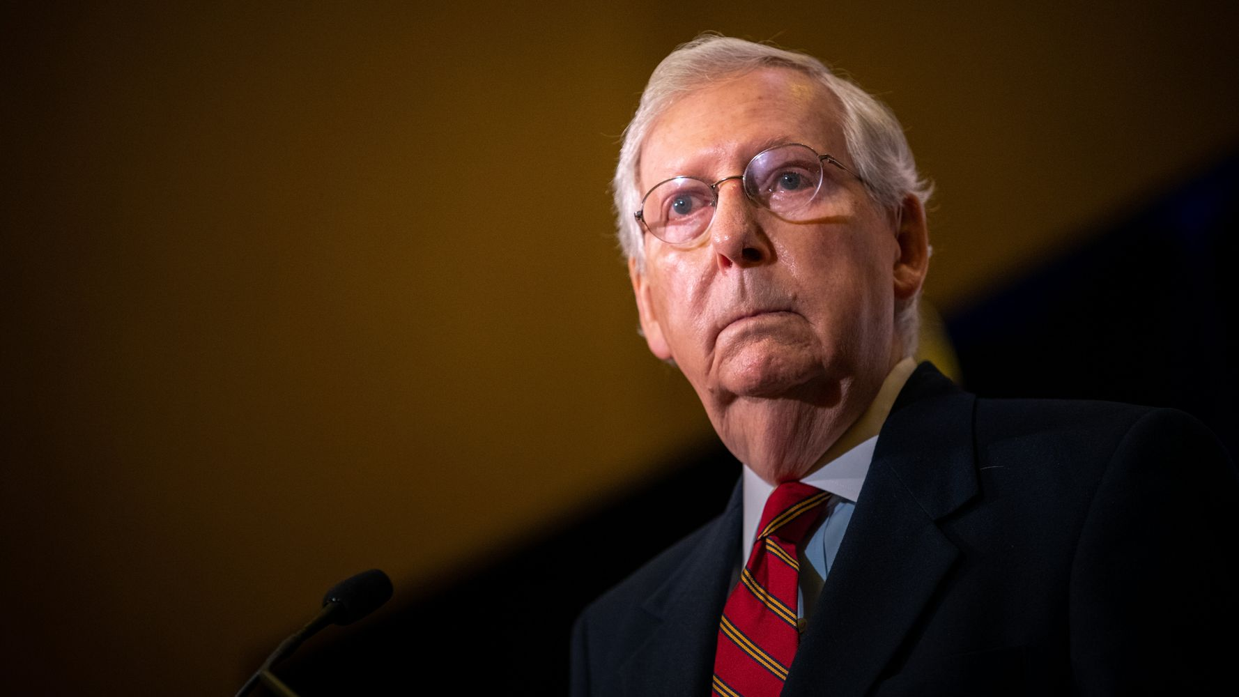 Mitch McConnell Says Trump Is '100% Within His Rights' To Challenge Election