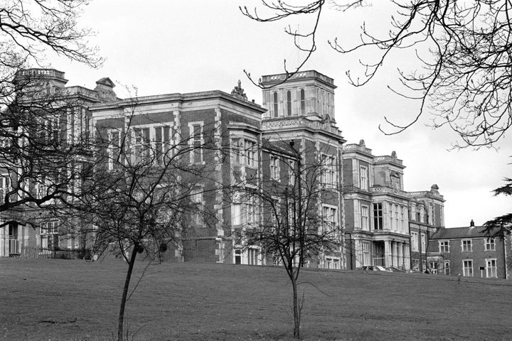The Royal Earlswood Mental Hospital in Redhill, Surrey, where Katherine and Nerissa Bowes-Lyon lived.