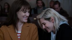 Kristen Stewart Faces Holiday High Jinks In Trailer For Lesbian Rom-Com 'Happiest