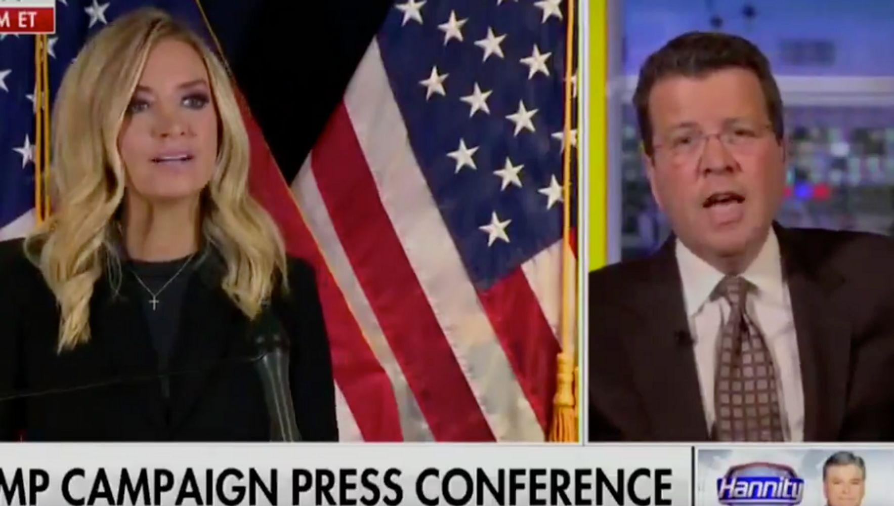 Fox News Cuts Away From Trump Campaign's Election Misinformation: 'Not So Fast'