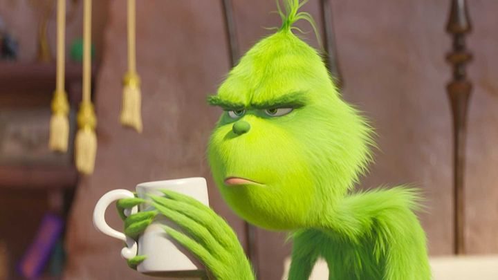 """Dr. Seuss' The Grinch"" on Netflix"
