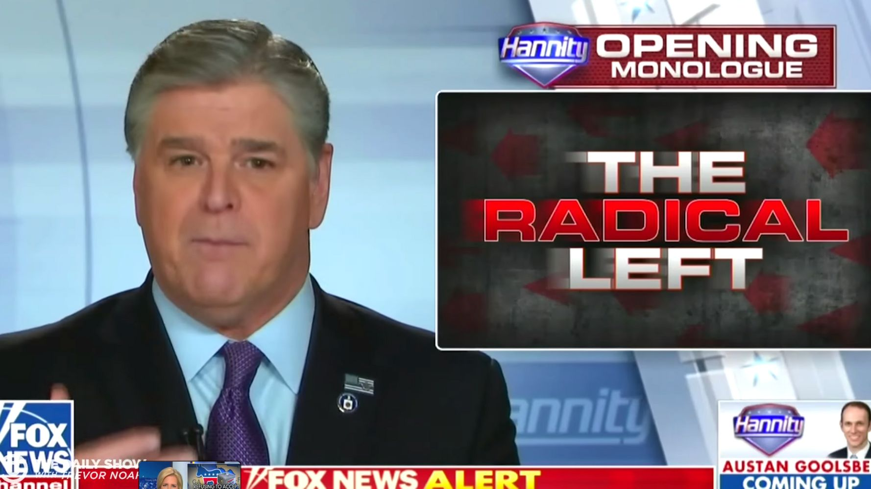 Fox News Hosts Were Real Mad At 'Sore Loser' Democrats In 2018, Supercut Shows