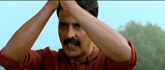 Akshay Kumar in Toilet Ek Prem